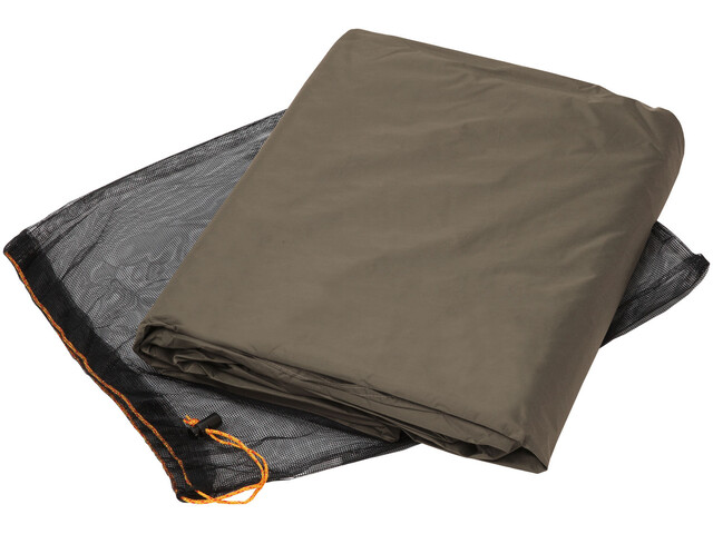 VAUDE Low Chapel L XT 2P Floorprotector bark